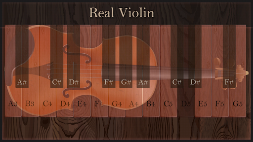 Real Violin 1.0.0 screenshots 13