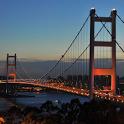 TsingMa Bridge Wallpaper Free icon