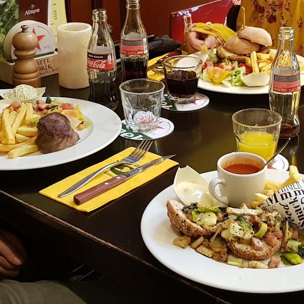 3 different glutenfree menues
