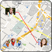 GPS Friend Locator & Mobile Tracker GPS Navigator