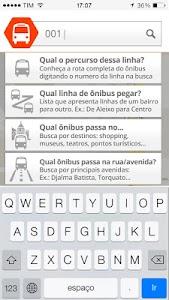 Ônibus Manaus screenshot 3