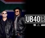 UB40 25th SA Anniversary Tour : Grand Arena ,GrandWest