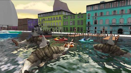 Angry Shark Hunter apktram screenshots 13