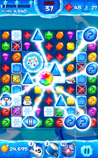 Jewel Pop Mania:Match 3 Puzzle  screenshots 1