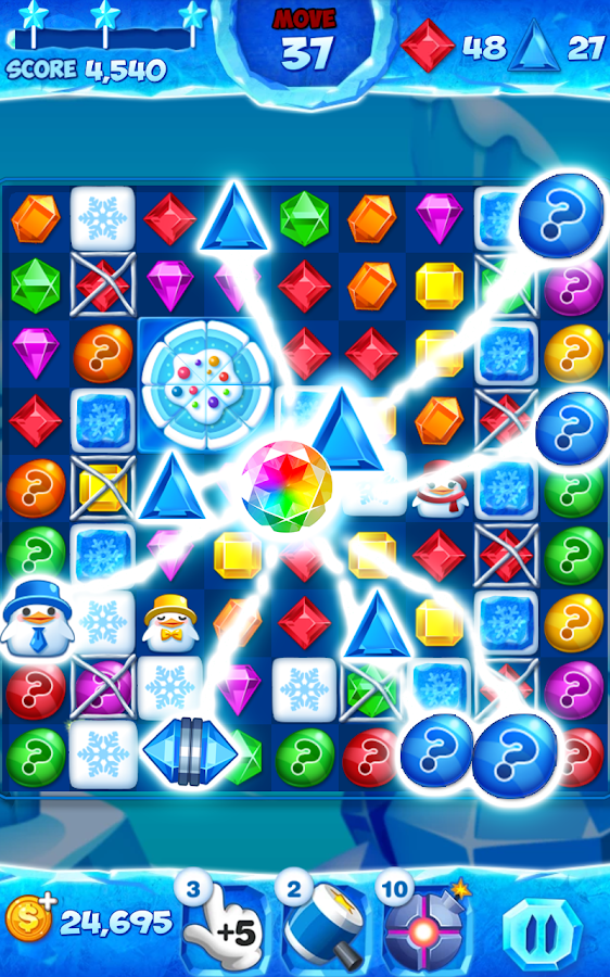 Jewel Pop Mania:Match 3 Puzzle- screenshot
