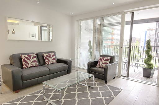 La Roka serviced apartments, East London