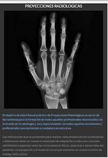 Proyecciones Radiologicas - náhled