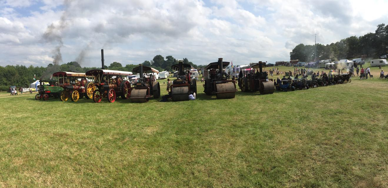 stourport steam rally
