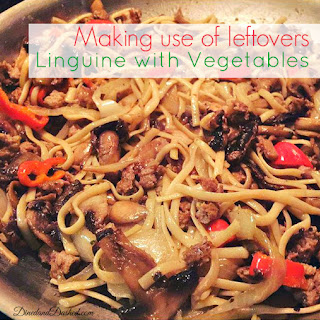 Linguine With Vegetables Recipes
