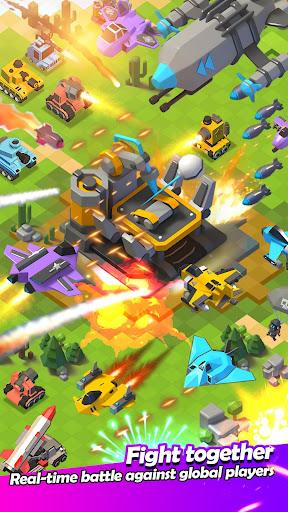 Merge Warfare 2.3.39 screenshots 5
