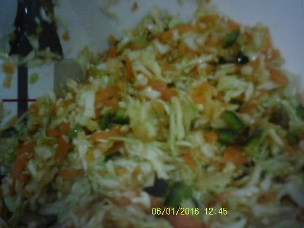 My Loco Orange Coleslaw Recipe