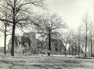 Photo: 1940 Dr. Batenburglaan 180 Marechausseekazerne