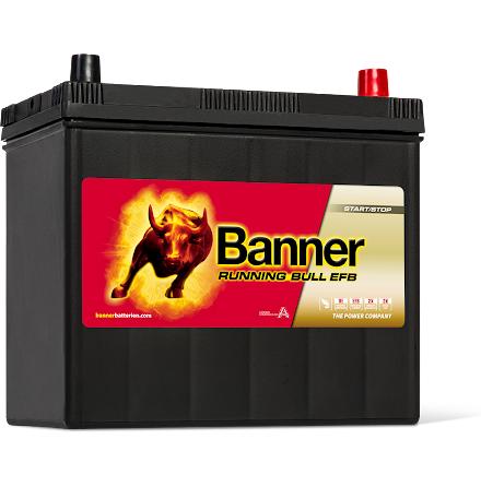 Banner Running Bull -EFB 12v 55Ah