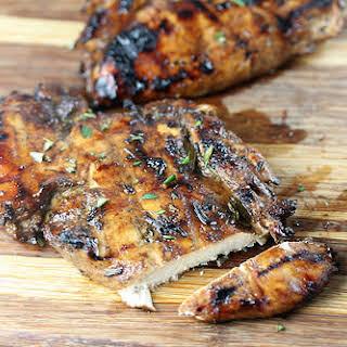 Marinated Grilled Chicken.
