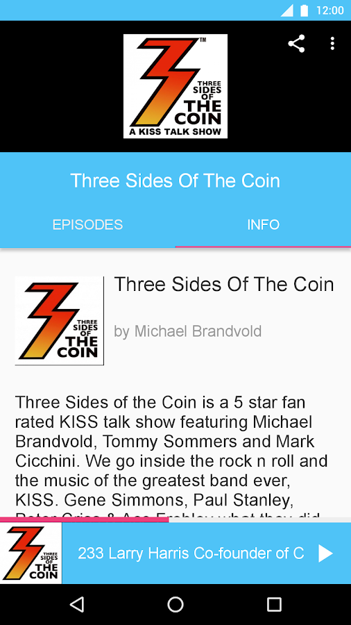 Three Sides Of The Coin- screenshot