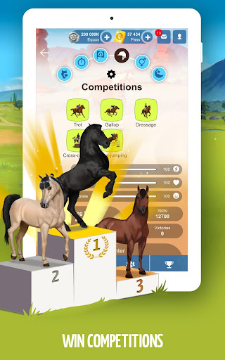 Howrse - free horse breeding farm game 4.0.5 screenshots 20
