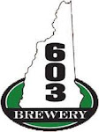 Logo for 603 Brewery