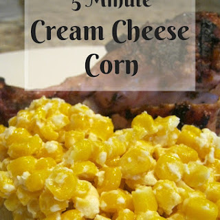 5 Minute Cream Cheese Corn