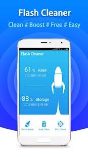 Flash Cleaner - náhled