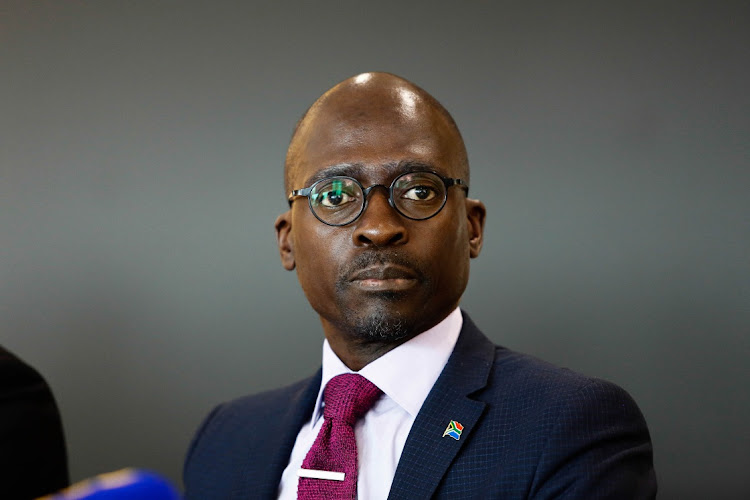 Former home affairs minister Malusi Gigaba approved the early naturalisation of Ajay Gupta and his family on May 30 2015. File picture.