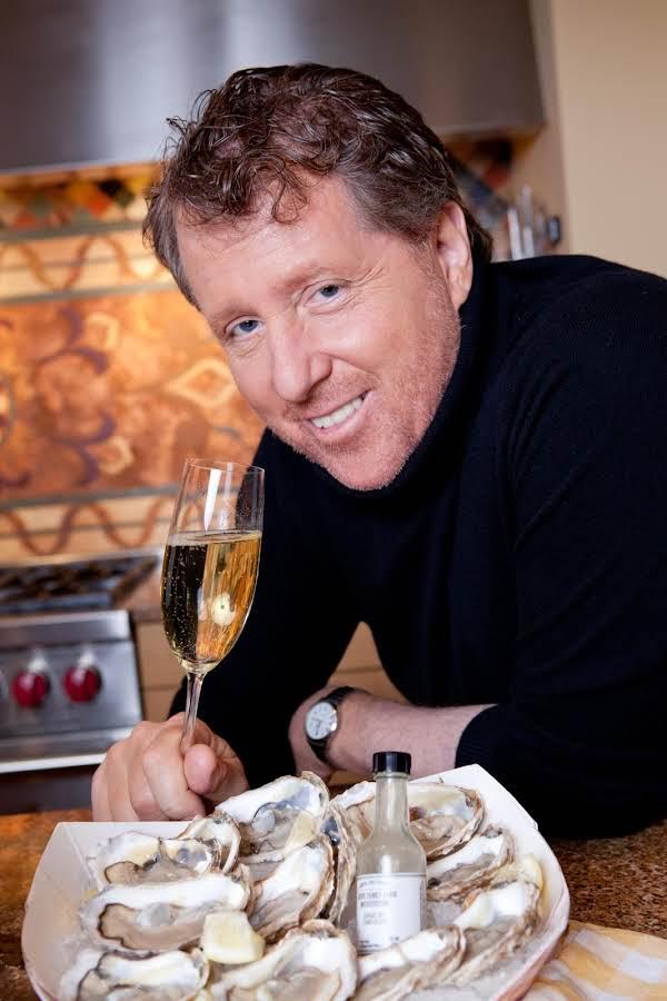 David Rosengarten's Oyster Bienville Recipe