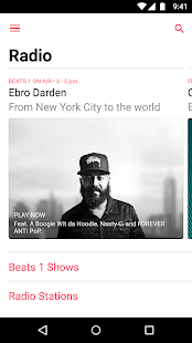 Apple Music- screenshot thumbnail