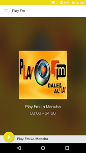 Play FM screenshot 1