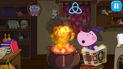 Magic school: Little witch apkmr screenshots 3