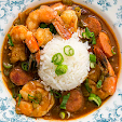 Cajun Seafood Gumbo Recipe (Louisiana Cooking)