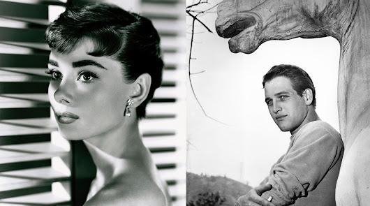Retratos clásicos de iconos de Hollywood se adueñan del CAF