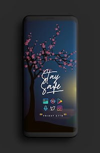 Color Line DARK Icon Pack (MOD, Paid) v1.2 3