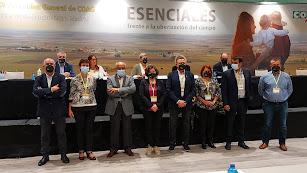 Nueva Comisión Ejecutiva de COAG.
