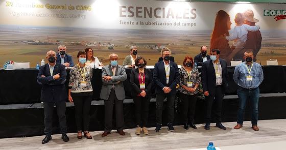 El almeriense Andrés Góngora, nuevo miembro de la Ejecutiva Estatal de COAG