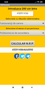 App NRP Docente APK for Windows Phone