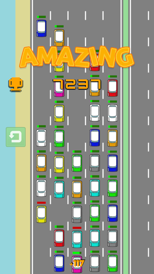Traffic Jam Rush Hour- screenshot
