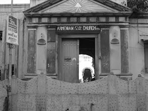 Photo: Armenian Church - Armenia street- Madras
