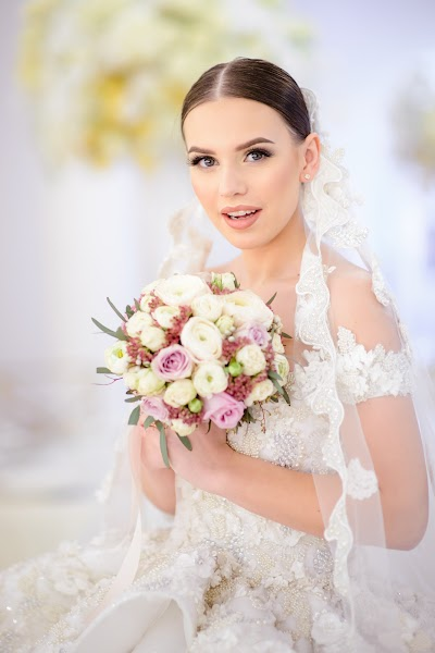 Huwelijksfotograaf Andrey Sbitnev (sban). Foto van 26.11.2017