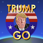 TrumpVsScience: Trump GO