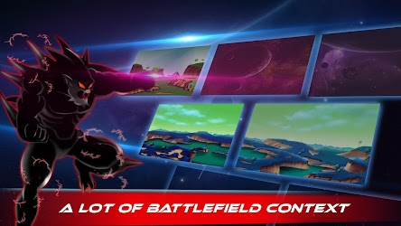 Dragon Shadow Battle Warriors: Super Hero Legend 4
