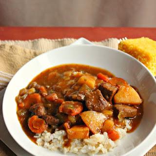 Homemade Beef Stew