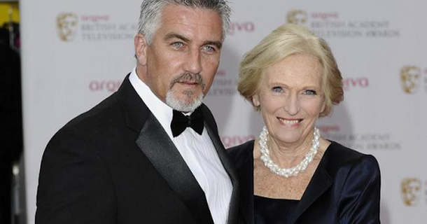 Paul Hollywood and Mary Berry set for reunion?