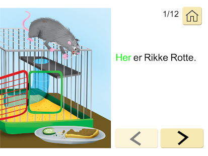 Rikke Rotte- screenshot thumbnail
