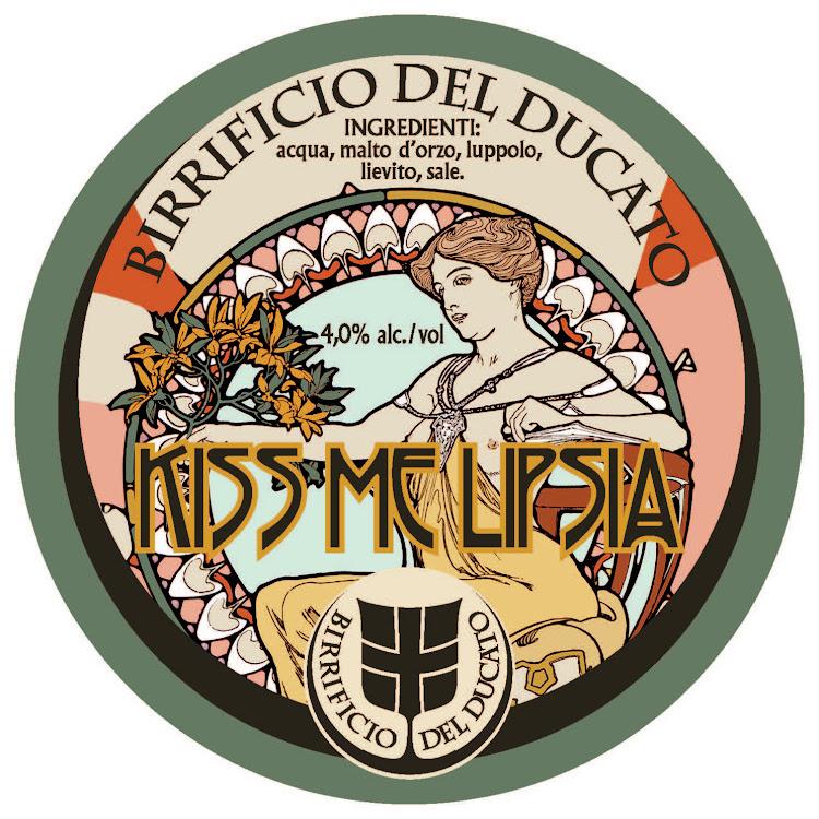 Logo of Birrificio Del Ducato Baciami Lipsia