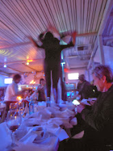 Photo: #Ambiente14 press dinner, Der Grieche, Frankfurt, #dancingontables http://www.der-grieche-frankfurt.de/