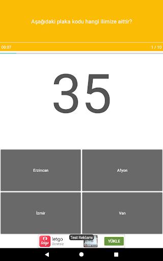 Harita Oyunu: Tu00fcrkiye - u015eehir Bulmaca 1.0.23 screenshots 18