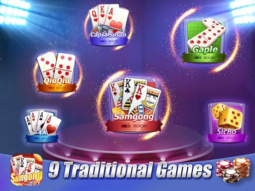 Samgong Indonesia - Classic Poker Card 1.5.5 screenshots 9