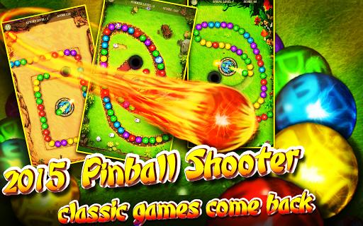祖瑪射擊 - Pinball Shooter