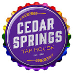 Logo for Cedar Springs Tap House