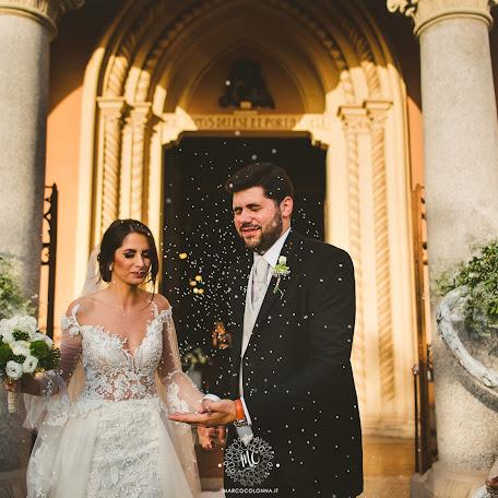 Fotografo di matrimoni Marco Colonna (marcocolonna). Foto del 23.11.2018