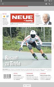 NEUE Vorarlberger Tageszeitung screenshot 6